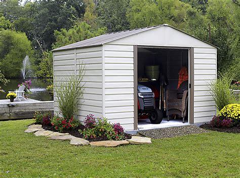4 garden shed organization tips for a better backyard space