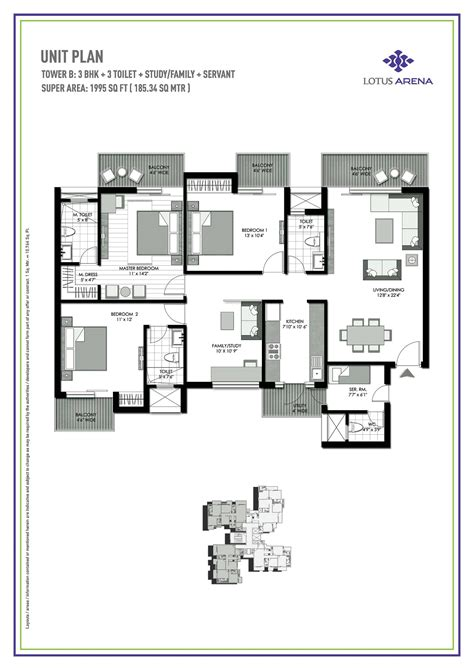 arena floor plans 3 bhk apartments 4 bhk apartments in sector 79 noida