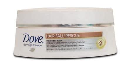 Harga Dove Treatment Mask 10 pilihan merk masker untuk rambut rontok yang bagus