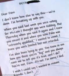 Break Up Letter Friendship Funniest Ways To Dump Your Partner By Letter I M Having