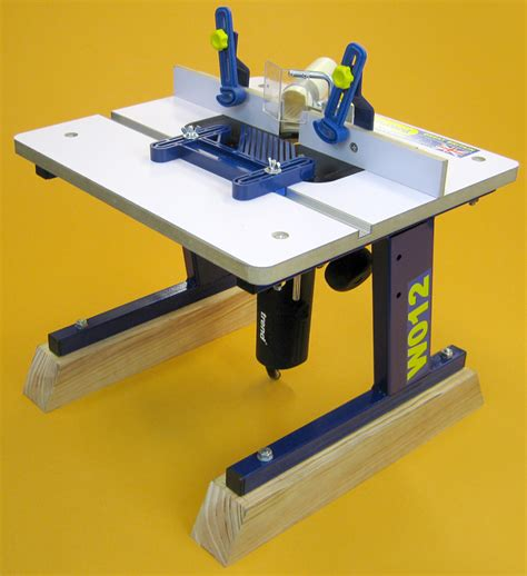 using a router table charnwood bench top router table w012
