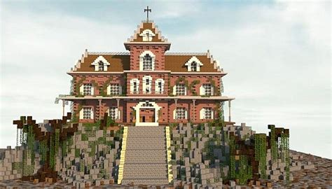 minecraft haunted house haunted house minecraft project
