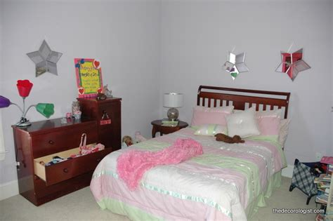 older girls bedroom the decorologist makes over a 7 year old s bedroom the
