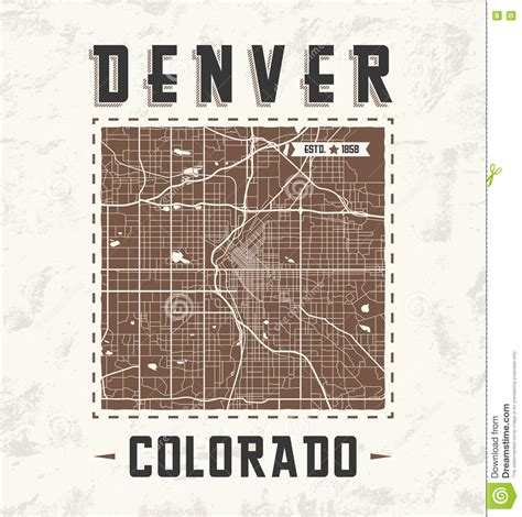 graphic design certificate denver denver st rubber grunge cartoon vector cartoondealer