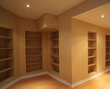 recessed bookshelves recessed shelving bookshelves recessed