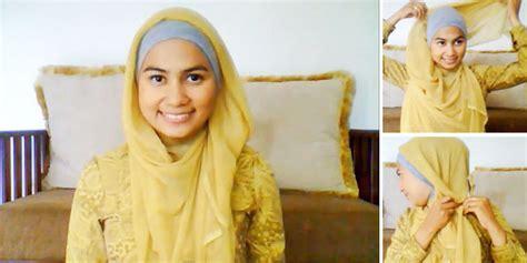 tutorial hijab segi empat simple buat kuliah tutorial hijab praktis segi empat untuk kuliah vemale com
