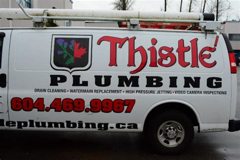 Sheret Plumbing by Thistle Plumbing Ltd Port Coquitlam Bc 1952 Kingsway