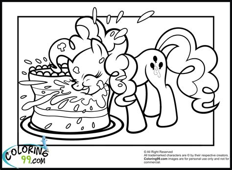 Pinkie Pie Coloring Page by My Pony Pinkie Pie Coloring Pages Team Colors