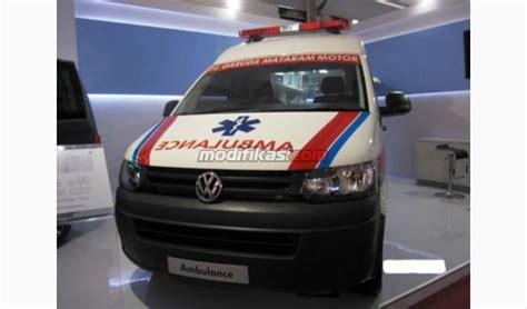 Jual Vw Transporter 2 0 Tdi Kaskus 2013 volkswagen transporter ambulance untuk rs dan klinik