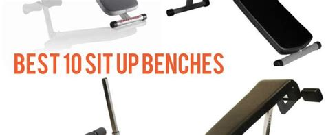 best sit up bench review top 10 sit up benches best rated sit up machines review