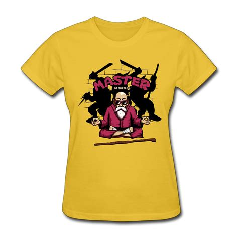 design ur own shirt solid women t shirt master of turtles design your own