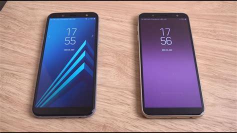 Harga Samsung A6 2018 daftar harga samsung galaxy j6 vs samsung galaxy a6 2018