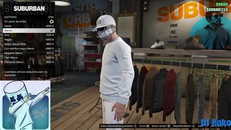 alan walker costume marshmello moving on outfit in gta v online tutorial