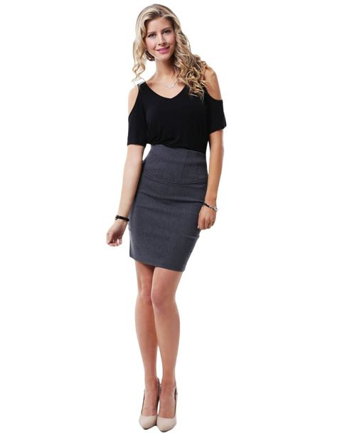 fitted pencil skirt 11foxy fashion work
