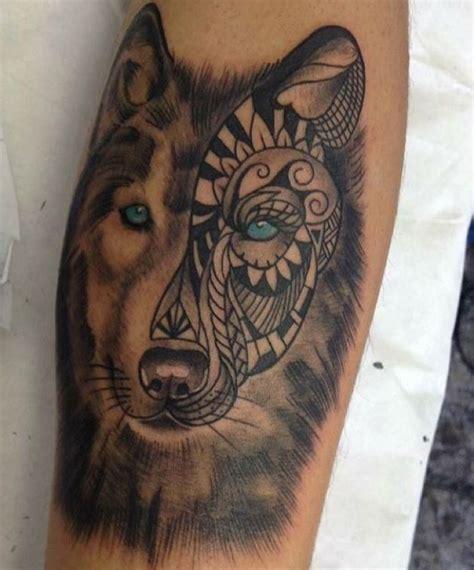 tattoo tribal wolf 21 wolf tribal tattoo designs ideas design trends