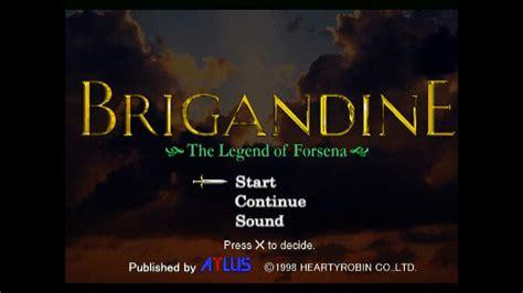 emuparadise brigandine brigandine legend of forsena u iso