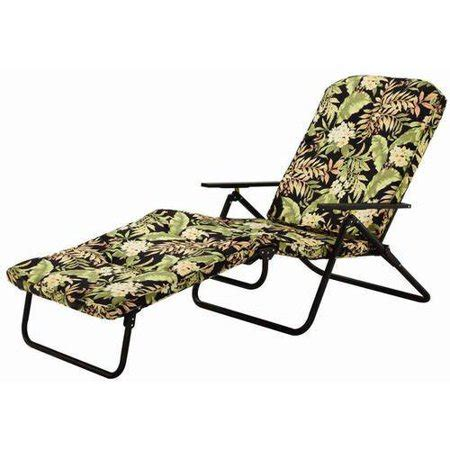 mainstays padded folding chaise lounge colors