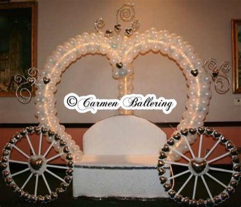 sweet 16 princess chair cinderella theme weddings quincea 241 eras by balloons