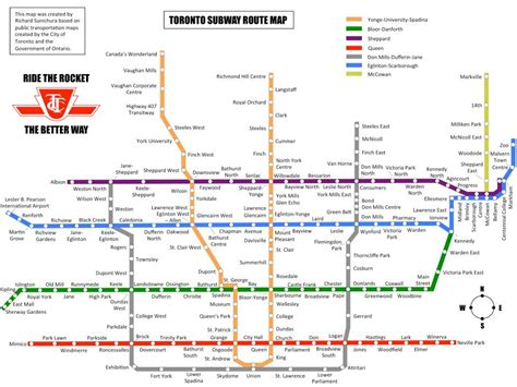 toronto subway map map of toronto subway system covering entire greater toronto area orthodontics at don mills