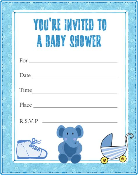 baby shower printable cards free baby shower cards free printable baby shower