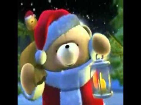 christmas wishes  teddy bear youtube