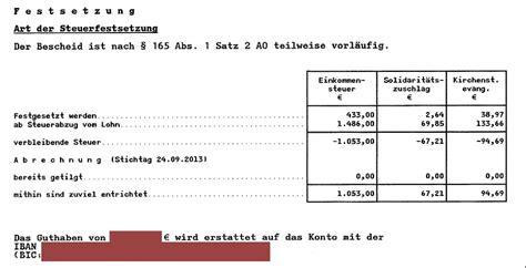 Musterbrief Finanzamt Einspruch Vorauszahlung Schritt F 252 R Schritt Anleitung Steuerbescheid 2015 Pr 252 Fen Felix1 De