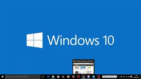 windows 10 miniaturas imagenes como desactivar la vista previa de tareas de la barra de