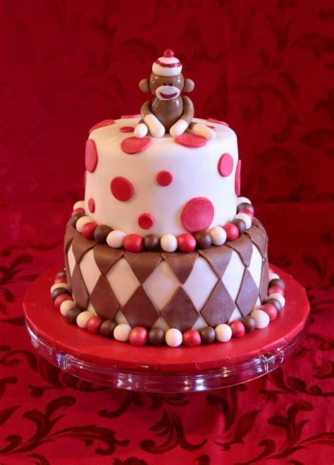 monkey cakes decoration ideas  birthday cakes