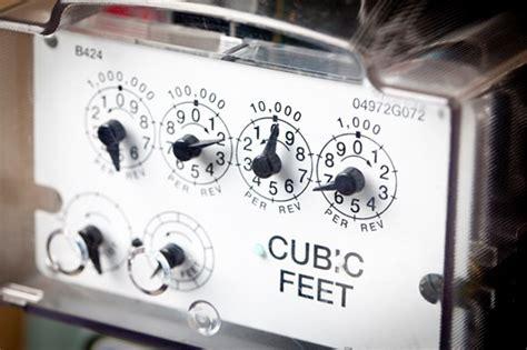 Hot  Read  Gas Meter Gas Meter Reading
