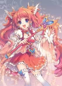 Magical girl by nardack
