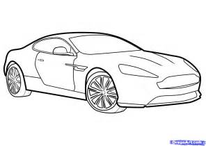 How To Draw A Aston Martin Tuning Cars How To Draw An Aston Martin Aston Martin Virage