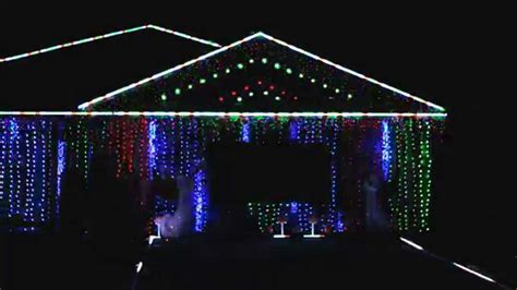 best holiday lights in central florida for 2014 youtube