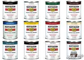 rustoleum based paint colors 1 quart rust oleum paint stops rust protective enamel