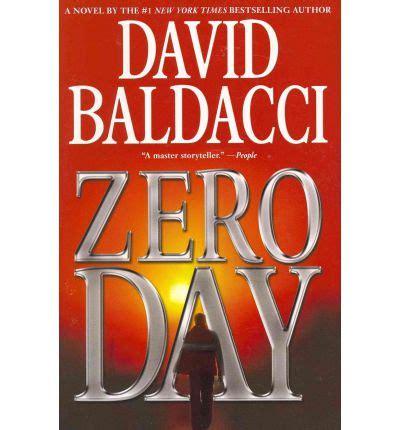 fb zero day zero day david baldacci 9781455503674