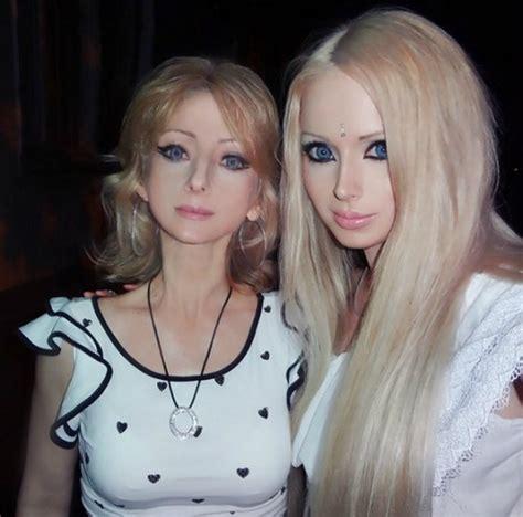 imagenes de la familia barbie humana 191 recuerdas a la famosa barbie humana te sorprender 225 s al