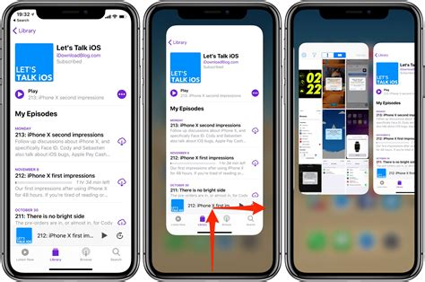 k iphone app 2 ways to get to iphone x s app switcher faster