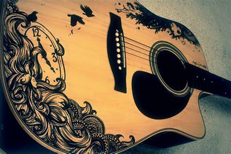 doodle guitar guitar doodle on behance