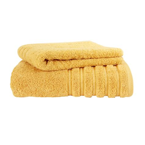 mustard yellow bath towels kingsley lifestyle towel mustard iwoot