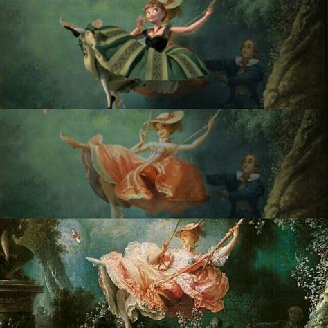fragonard the swing 1767 fragonard the swing frozen www pixshark images