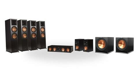 rp fa  dolby atmos home theater system klipsch