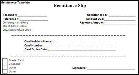 Payment Remittance Advice Template Bookhotels Tk