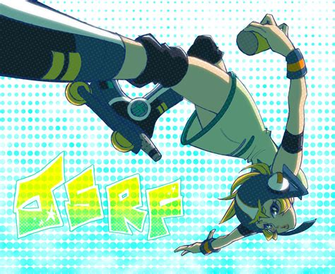 aptoide jet set radio gum jet set radio image 638758 zerochan anime image board