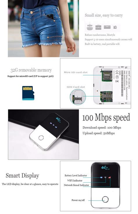 Harga Wifi Portable Hotspot by Price Comparisons 100mbps Mobile Hotspot 4g Wifi Router