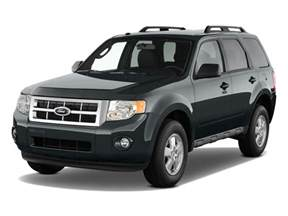 2011 ford escape gas mileage the car connection