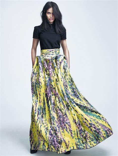 Jumpsuit Dress Motif 6191 10 h m x eddy anemian la somptueuse collaboration dont