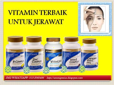 vitamin terbaik vitamin terbaik untuk jerawat