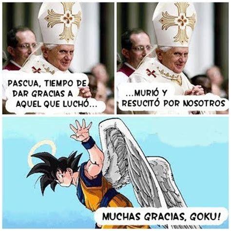 Imagenes De Goku Que Den Risa | imagenes graciosas de los animes taringa