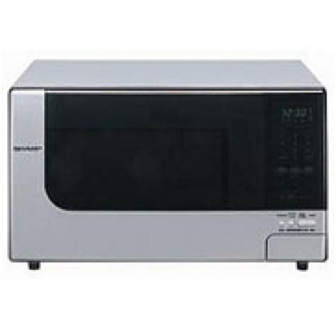 Microwave Oven Merk Sharp sharp r398h1100w stainless steel microwave oven 220 volts