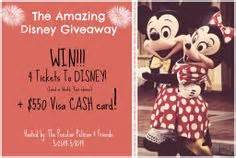 Disney World Ticket Giveaway - pin by toadstool pond on toadstool pond facebook giveaways