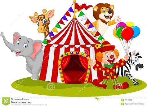 desenhos do circo